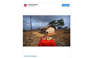 Det norske fotomiljøet reagerer på at World Press Photo frontet fotoprosjekt med indiske barn og falsk mat