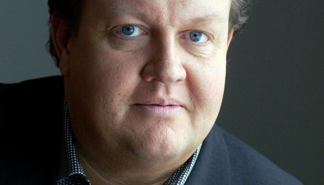 Medierådgiver Arne-Inge Christophersen er skremt av lav radiolytting.