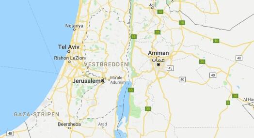 Israel pågrep fire palestinske journalister