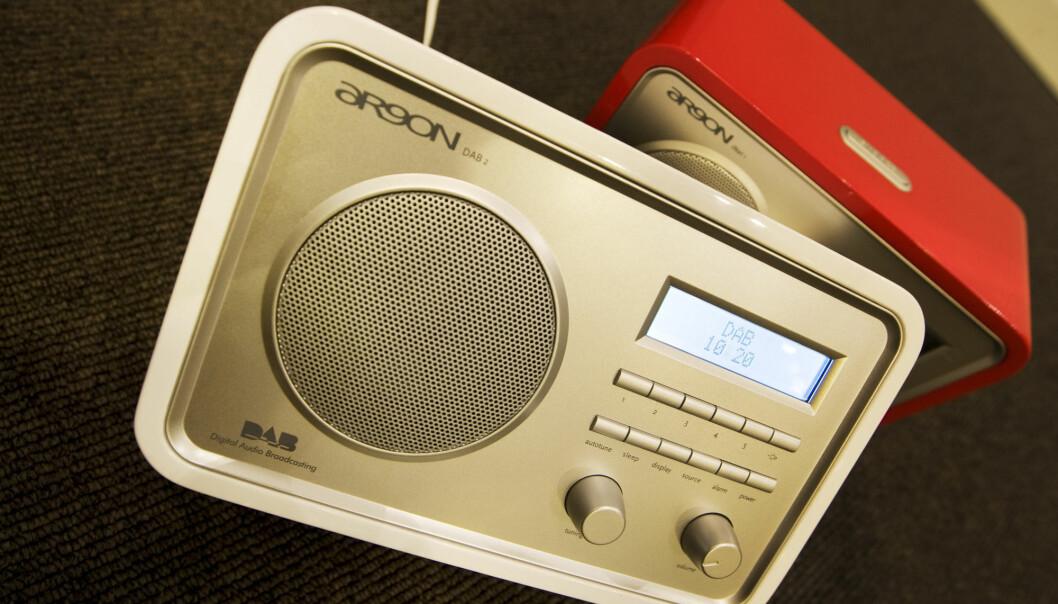 Interessentene i radiomarkedet skal tirsdag morgen møte til rundebordskonferanse om digitalisering av radio hos Kulturdepartementet. Foto: Håkon Mosvold Larsen / NTB scanpix.