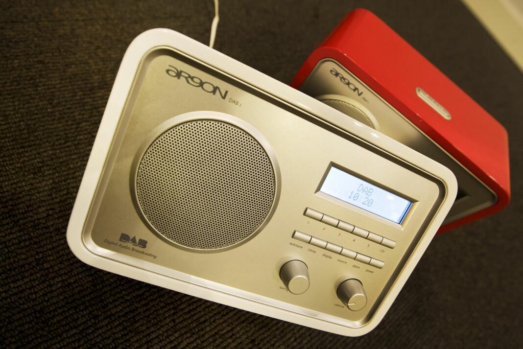 Radiolyttingen tar seg opp igjen. Foto: Håkon Mosvold Larsen / NTB scanpix