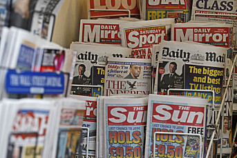 Ny optimisme i markedet: Britiske papiraviser øker annonseinntektene