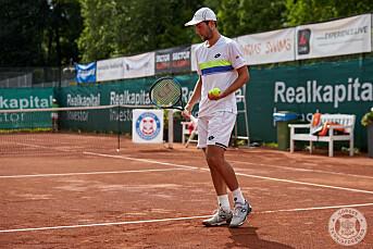 Amedia har kjøpt TV- og web-TV-rettighetene til NM i tennis i Frognerparken i 2018