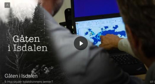 NRK har gjort et imponerende arbeid i sin serie «Gåten i Isdalen»