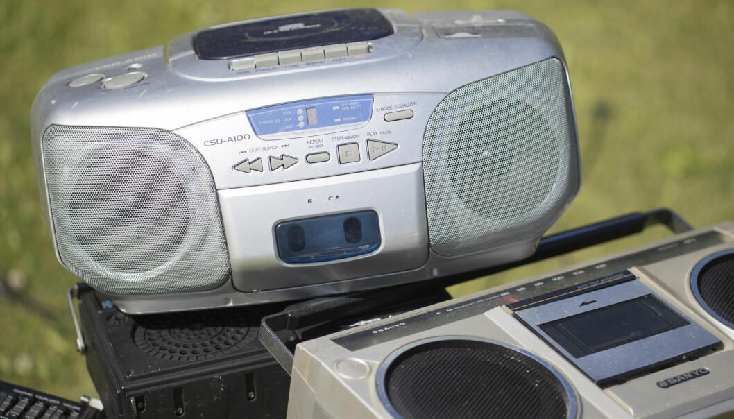 Asker og Bærum Lokalradio kan få 8000 kroner i tvangsmulkt pr. ukedag. Illustrasjonsfoto: Terje Pedersen / NTB scanpix