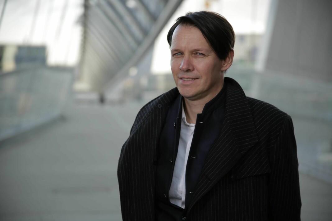 Stig Jakobsen er sjefredaktør og adm.dir i iTromø, som ble dømt for sin metoo-omtale.