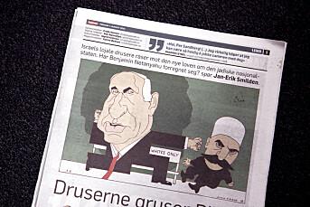Israels ambassade ber Dagbladet beklage overfor alle jøder