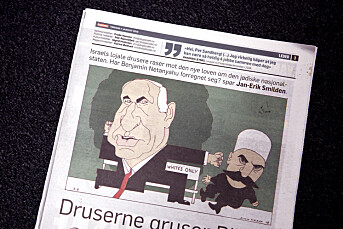 Israels ambassade klager inn Dagbladet til PFU