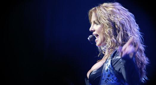 Protesterer mot fotoforbud på Britney Spears-konsert