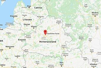 Redaktør og journalister pågrepet i Hviterussland