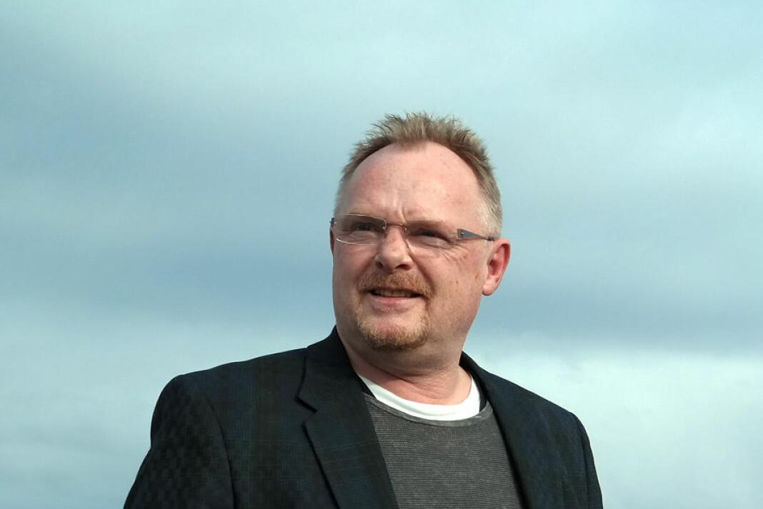 Per Sandberg mener det systematisk er spredd løgner og grove usanne påstander om ham. Foto: Nærings- og fiskeridepartementet