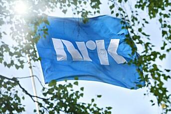 NRK lot IT-sikkerhetsavdeling lese utgående e-post fra journalister