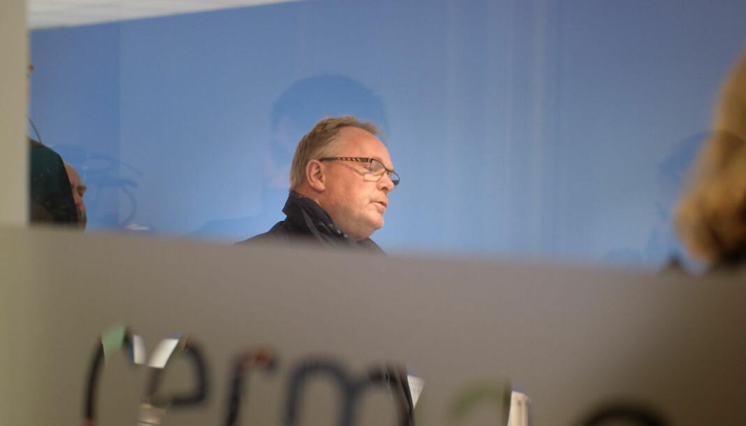 Per Sandberg takket ifølge TV 2 nei til fire sikkerhetssamtaler med PST i forkant av turer til Kina og Russland. Det avviser Sandberg. Foto: Nærings- og fiskeridepartementet