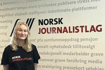 Vilde Midtbø Ulsten er ny leder for NJ Student