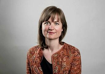 Ansvarlig redaktør Mari Skurdal i Klassekampen.