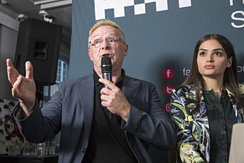 Sandberg-pressekonferanse bidro til seerrekord for TV 2 Nyhetskanalen