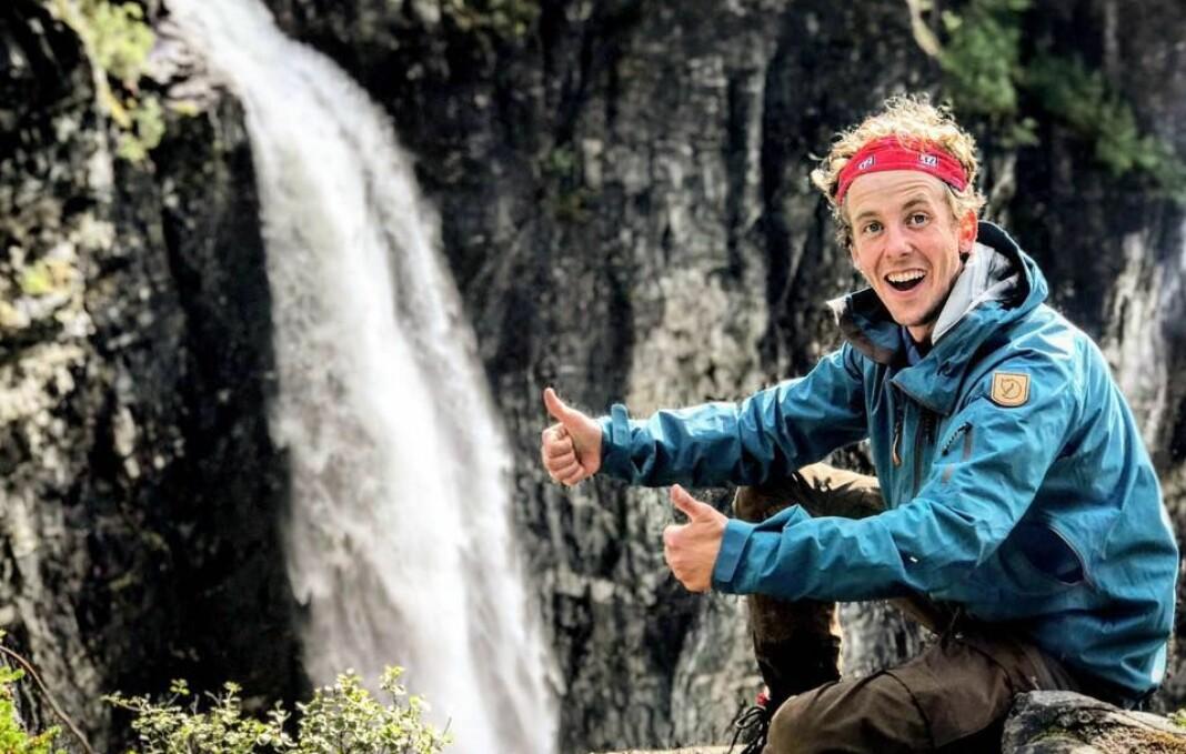 Thomas Rasmus Skog blir videoprodusent i Aller Content. Foto: Privat