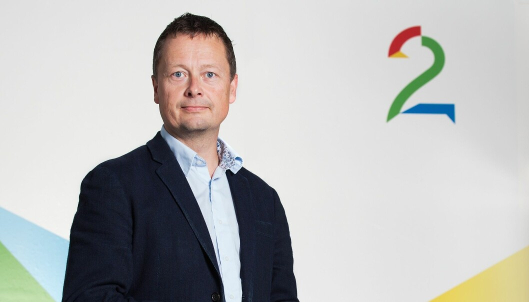 PR- og mediesjef Jan-Petter Dahl beklager mandagens problemer. Foto: Foto: Espen Solli / TV 2