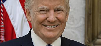 LES OGSÅ: Meningsmåling: 43 prosent av republikanske velgere vil gi Trump makt til å stenge medier