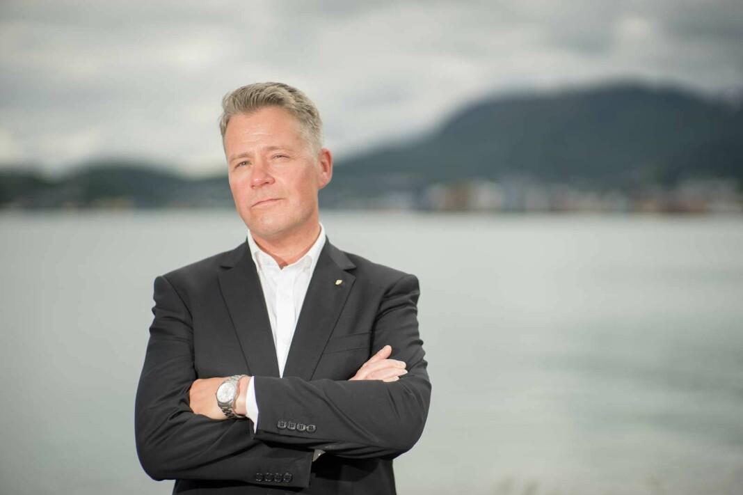 Tidligere justisminister Per-Willy Amundsen raser mot iTromsø på Facebook. Foto: Arne Petter Lorentzen / Fremskrittspartiet