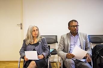 LES OGSÅ: Ni fra NJ tilstede i arbeidsretten: – Prinsipielt viktig sak, for hele NRK og for andre