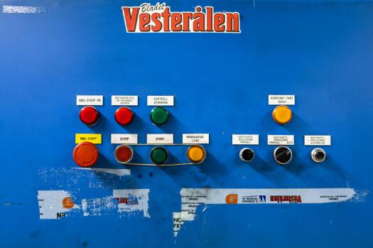K. Nordahls trykkeri er Bladet Vesterålens trykkeri.
