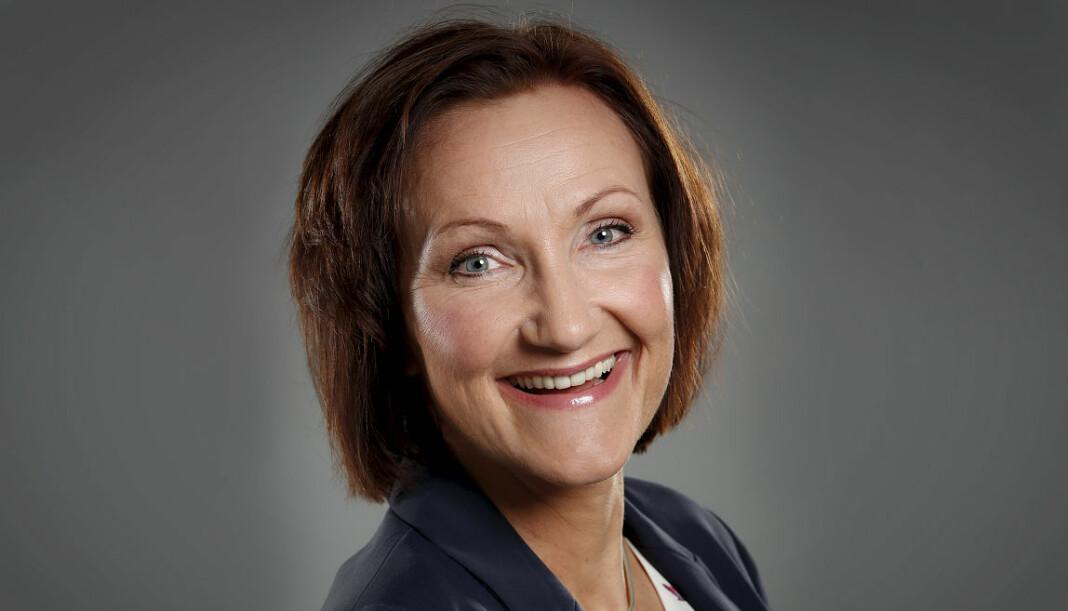 Siri Antonsen er tilgjengelighetssjef i NRK. Hun lover et bedre opplegg på Arendalsuka i 2019. Foto: Anne Liv Ekroll / NRK