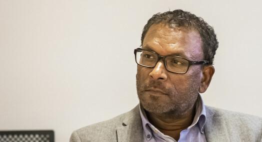 Migrapolis-profil Rajan Chelliah mistet jobben etter 19 år i NRK. Nå møtes de i tingretten