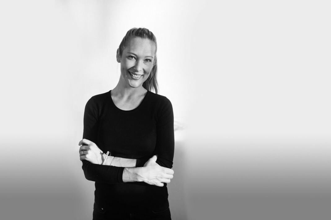 Christina Skreiberg står bak podkasten Frilanslivet, sammen med Hanna von Bergen. Foto: Marte Vike Arnesen