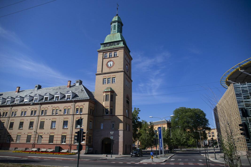 Det har vært mer it-trøbbel for Oslo-sykehusene, her illustrert ved Ullevål sykehus. Foto: Fredrik Hagen / NTB scanpix