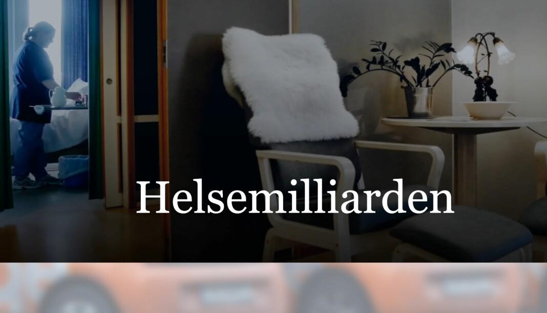Denne saken i Aftenposten, Bergens Tidende og Stavanger Aftenblad har blitt klaget inn av Orange helse. Foto: skjermdump fra ap.no