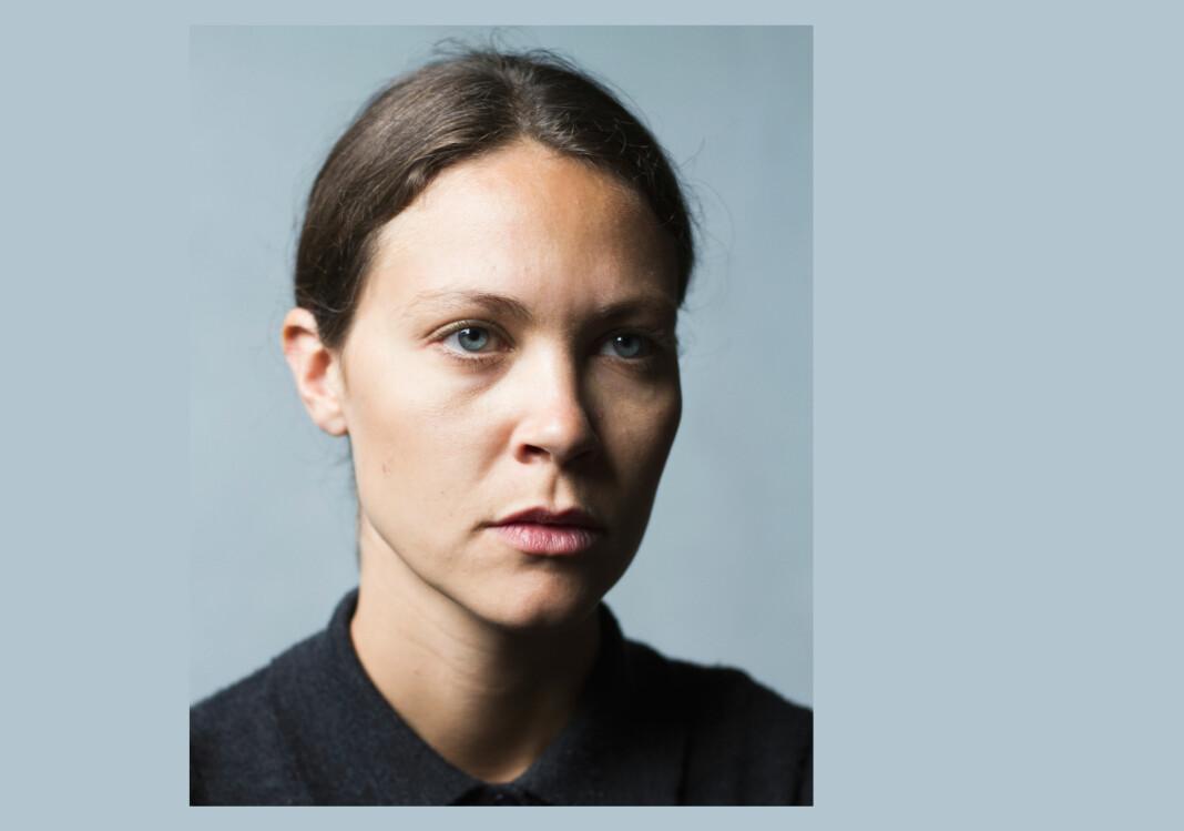 Den danske fotojournalisten Sofie Amalie Klougart tar over fotoavdelinga i Morgenbladet i ett år. Foto: Ulla Sauerberg