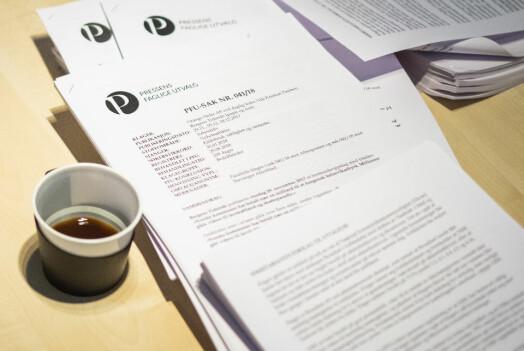 PFU: Fem brudd på god presseskikk