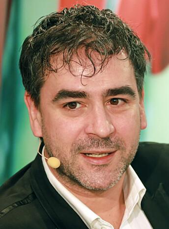 Deniz Yucel er korrespondent for tyske Die Welt i Tyrkia.