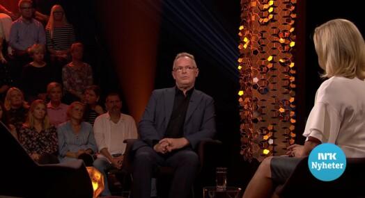 Per Sandberg tar nytt oppgjør med journalister og politikere