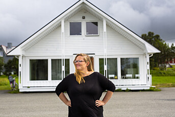 I den lille bygda Bø har Yderst-redaktør Kristina Renate Johnsen laget helt egne rammer for journalistikken