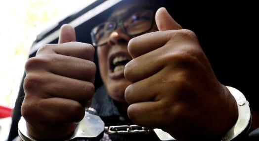 Myanmars høyesterett avviser journalisters anke