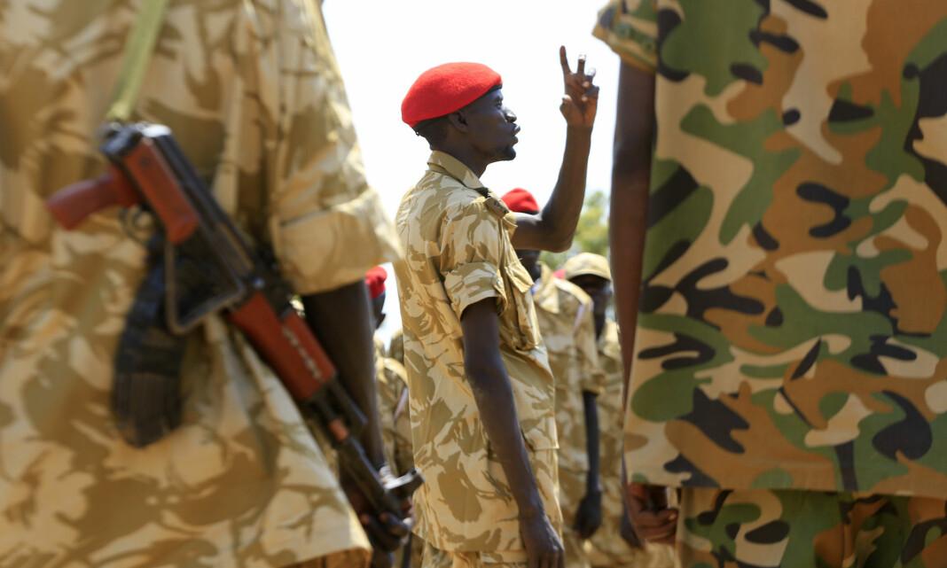 Regjeringssoldater dømt for journalistdrap og voldtekt av hjelpearbeidere i Sør-Sudan