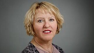 Grethe Gynnild-Johnsen blir mentor. Foto: Anne Liv Ekroll/NRK