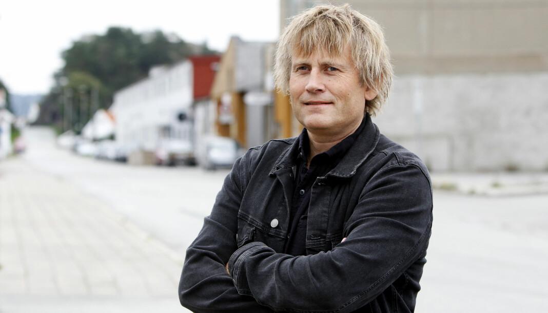Fridtjof Borø Nygaard blir ansvarlig redaktør og daglig leder for tre aviser. Foto: Schibsted Media