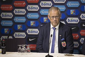 Lagerbäck: – Må diskutere lekkasjene med spillerne