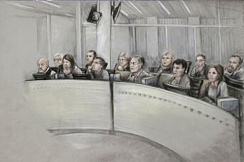 Høyesterett opprettholder forbudet mot å filme juryen i saken mot Eirik Jensen