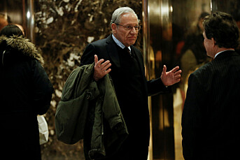 Woodward: Trump sendte nesten ut farlig Nord-Korea-melding