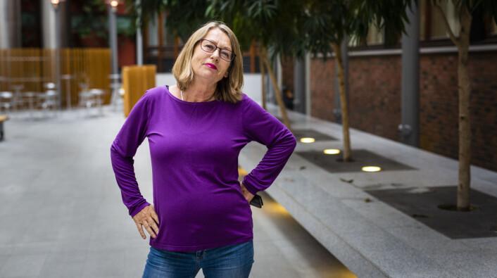 Karin E. Svendsen har lest dødsannonser i 30 år – så fant hun endelig en god sak
