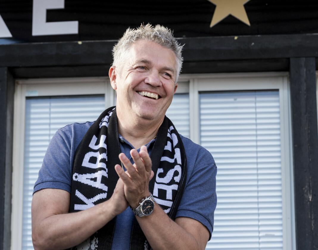 Kåre Ingebrigtsen blir å se som TV-ekspert. Foto: Ned Alley / NTB scanpix