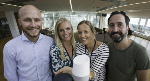 I dag lanseres Google Assistant offisielt på norsk, og VG er klar med lydsatsing