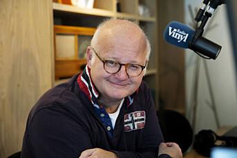 Finn Bjelke har ny radioserie på gang