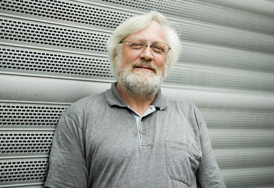 Forsker Lars Gule mener at ekstreme personer får legitimitet ved å få en plattform av for eksempel mediene. Foto: Vegard Wivestad Grøtt / NTB scanpix