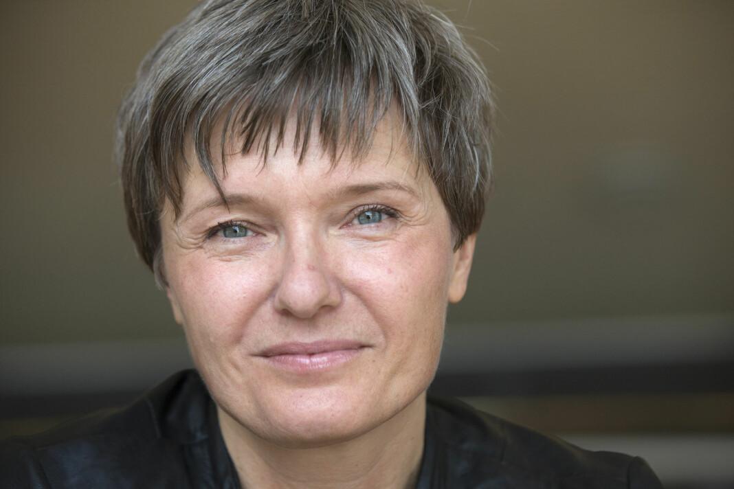 Ingrid Bjørnov slutter i Herreavdelingen. Foto: Terje Bendiksby / NTB scanpix