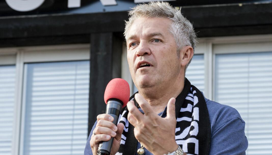 Kåre Ingebrigtsen har fått jobben som fotballekspert utsatt. Foto: Ned Alley / NTB scanpix